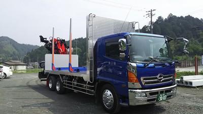 グラップル付トラック07